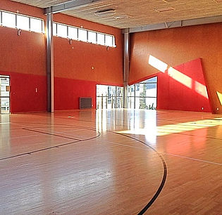 Mt Cook School Gymnasium in Wellington: a Never Stop Dancing class venue