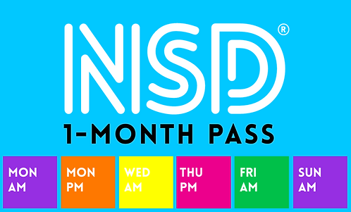 NSD 1-Month Pass