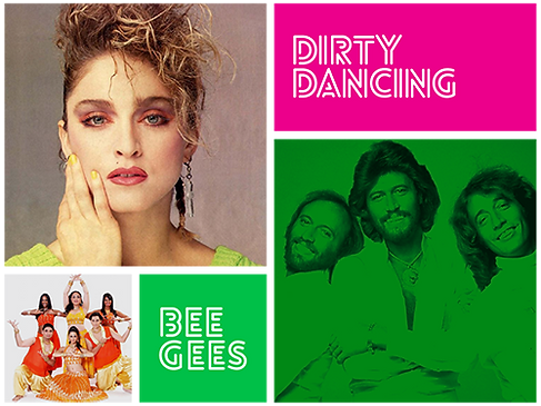 Madonna, Bee Gees, Bollywood - we dance to them all at Never Stop Dancing, Wellington, New Zealan