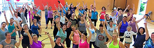 Never Stop Dancing Class at Mt Cook School, 160 Tory St, Wellington
