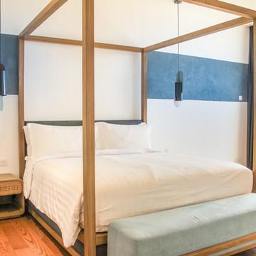 2-Bedroom Residence Master Bedroom