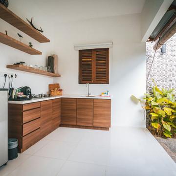 Private Pool Kitchen