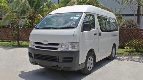 Group Vehicle Recommendation 🚌