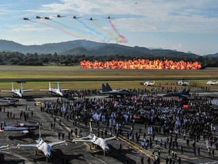 LIMA'19 will be coming soon!! 🚀🛩🛥🚁