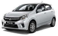 PERODUA AXIA (A): We provide car rental in Langkawi / Kami menyediakan kereta sewa di Langkawi.