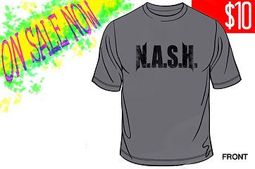 N.A.S.H., Shirt