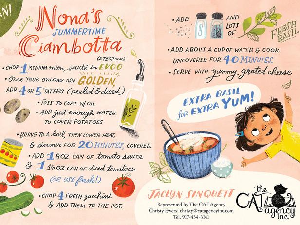 Nona's Ciambotta