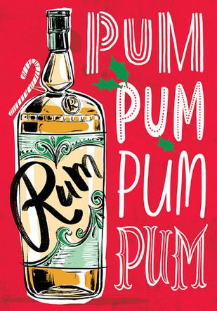 Rum Pum Pum Pum Pum