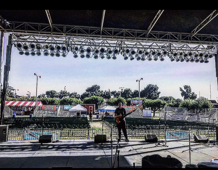 Live in Merced, CA