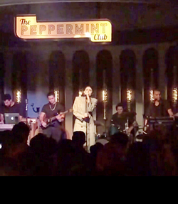 """Live w/ Pop Star """"Josephine"""""""