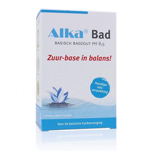 Alka Bad: Basisch Badzout pH 8,5 250gr