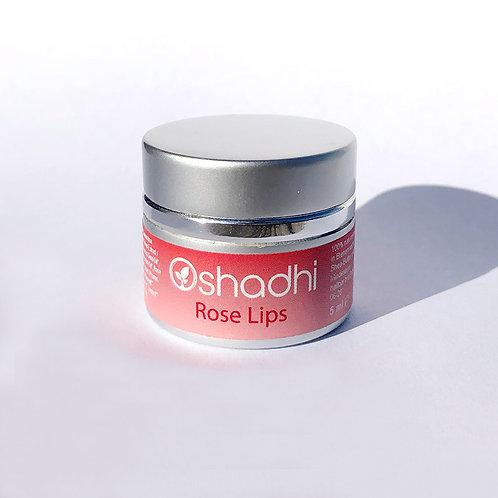 Rose lips lippenbalsem