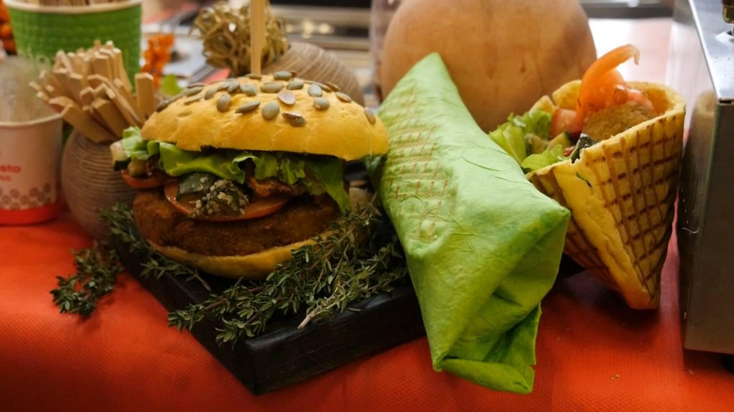 телеканал первый Вегетарианский