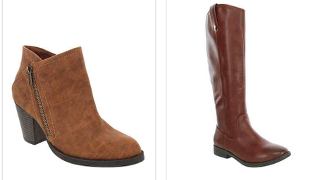 Select Boots at Belk $22.99