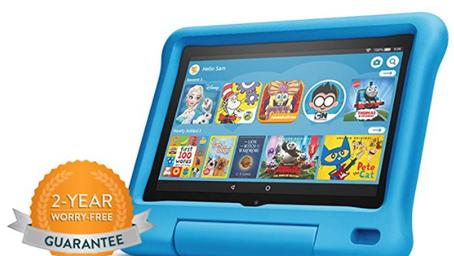 Amazon Fire HD 8 Kids Tablet $79.99 (Reg. $139.99)