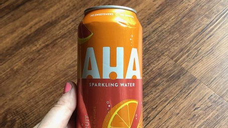 Free AHA Sparkling Water at Kroger