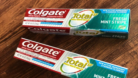 Colgate Total Toothpaste - Less Than $1 for 2! - Ends Today