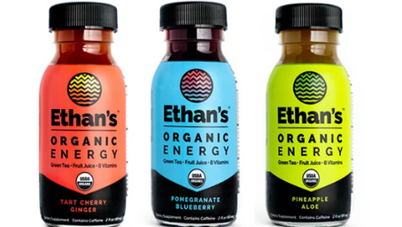FREE Ethans Organic Energy Shot Sample