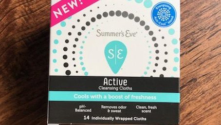 Summers Eve Wipes $0.99 at Kroger!