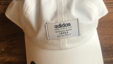 Adidas Hats Find $1.49