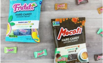 FREE Frutati & Mocati Candy Samples!