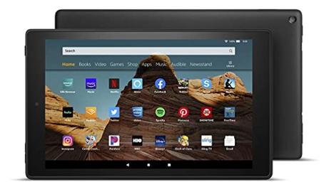 Amazon Fire HD Tablet $79.99 (Reg. $149.99)