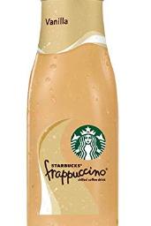 15 Pack Starbucks Vanilla Frappuccino $15.99