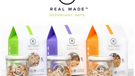 Free Sample of Overnight Oats