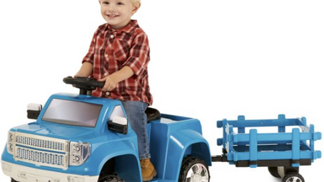 Wal-Mart- Heavy Hauling Truck with Trailer for $49 (Reg $80)
