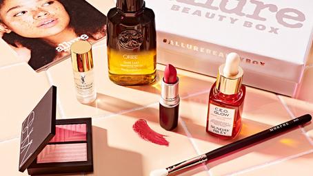 Allure Beauty Box $15+ Free Shipping