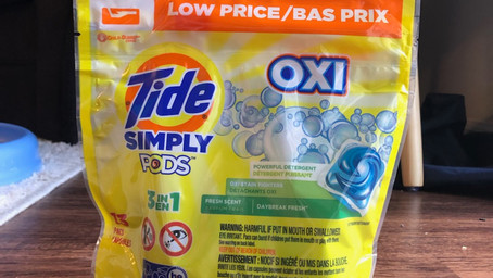Tide Simply Pods for $1.95 at Walgreens