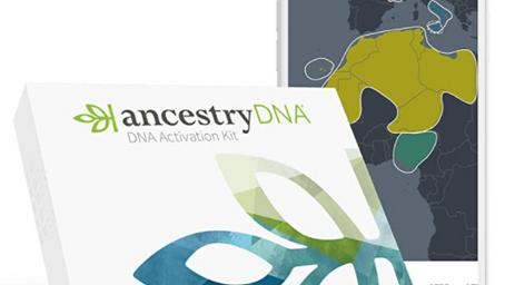 Ancestry DNA Kit $49 (Reg. $99)