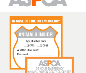 FREE Pet Safety Pack for Fire or Emergency