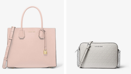 Michael Kors Up to 70% off + Additional 20% Off!