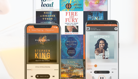 Get 3 Audiobooks with 30 Day Free Trial