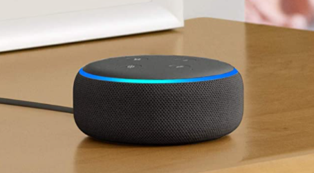 Amazon Echo Dot - 2 for $39.98 (Prime Members Only)