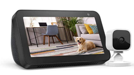 Echo Show and Blink Mini Security Bundle $49.99 (Prime Members Only)