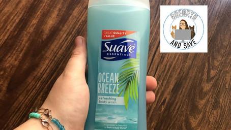Suave Body Wash $0.49 at Walgreens
