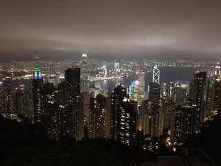 なぜ香港か?!