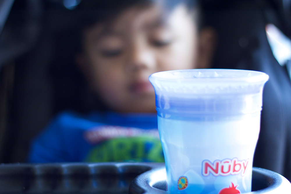 The Nuby 360 Insulated Wondercup - the Summer Essential for Toddlers!