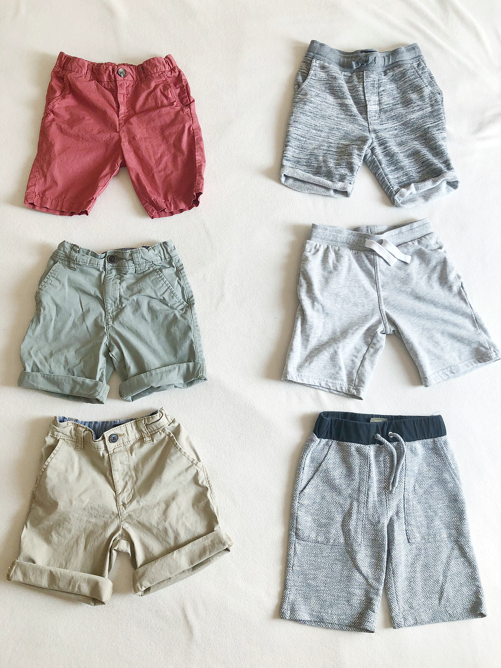 building a back to school capsule wardrobe -- you'll need six bottoms // sunnyinjune.com