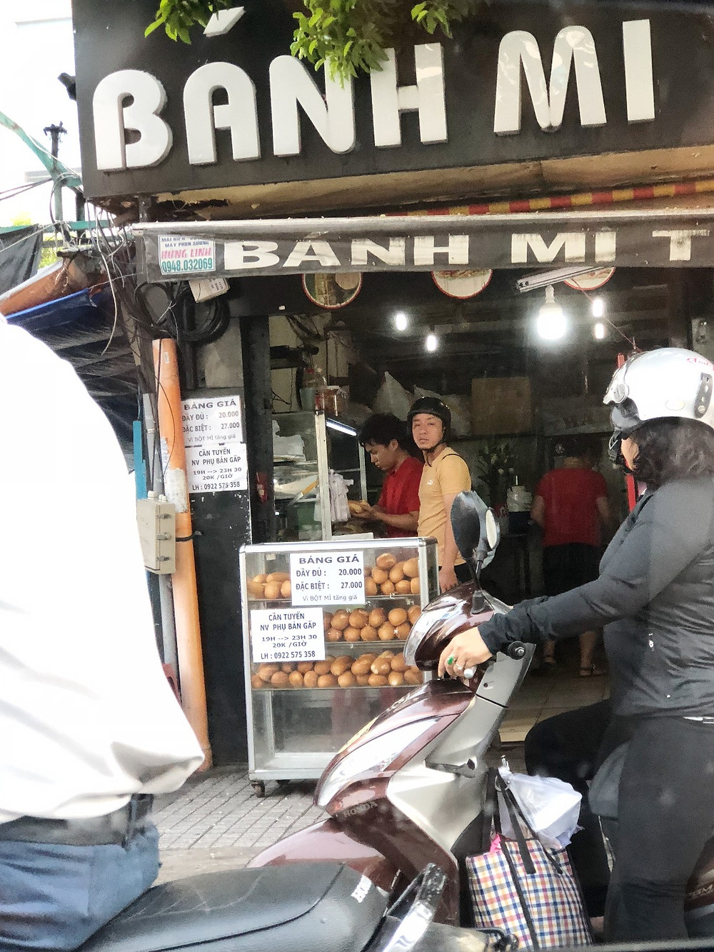 asian street food safety - what to look for and what to adviod // sunnyinjune.com