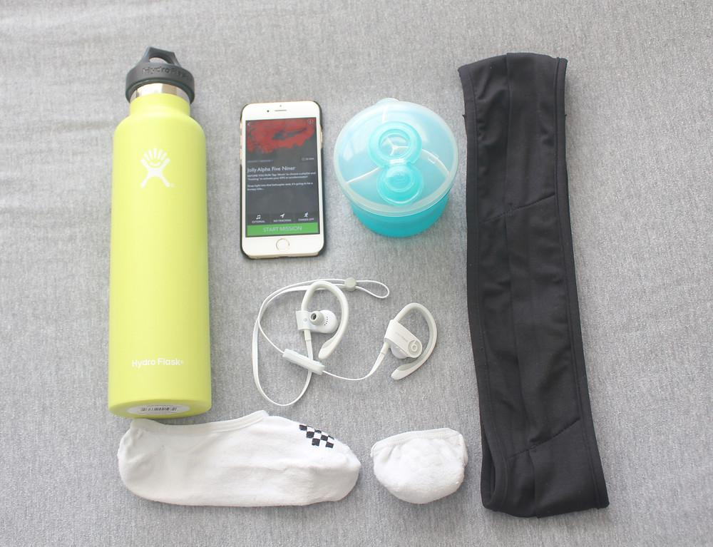 Sunny in June - Six Fitness Essentials