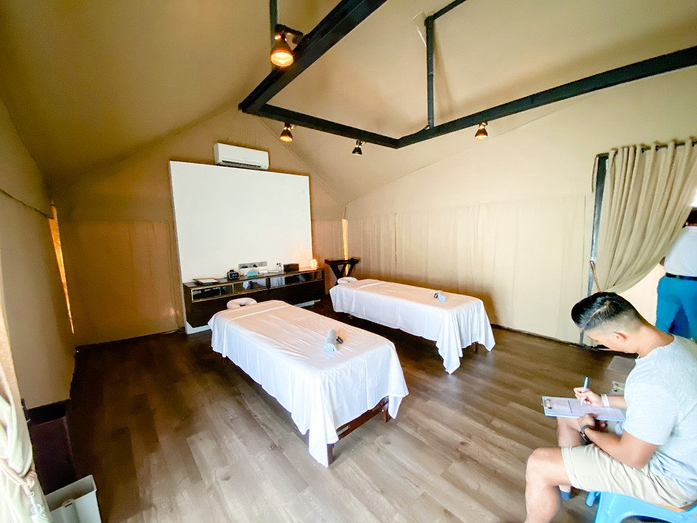 Natra Bintan V Pop Up Spa