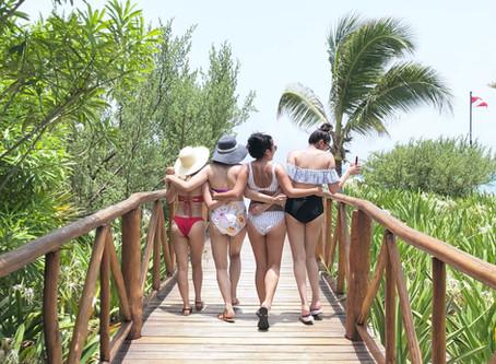 our kid free trip to riviera maya