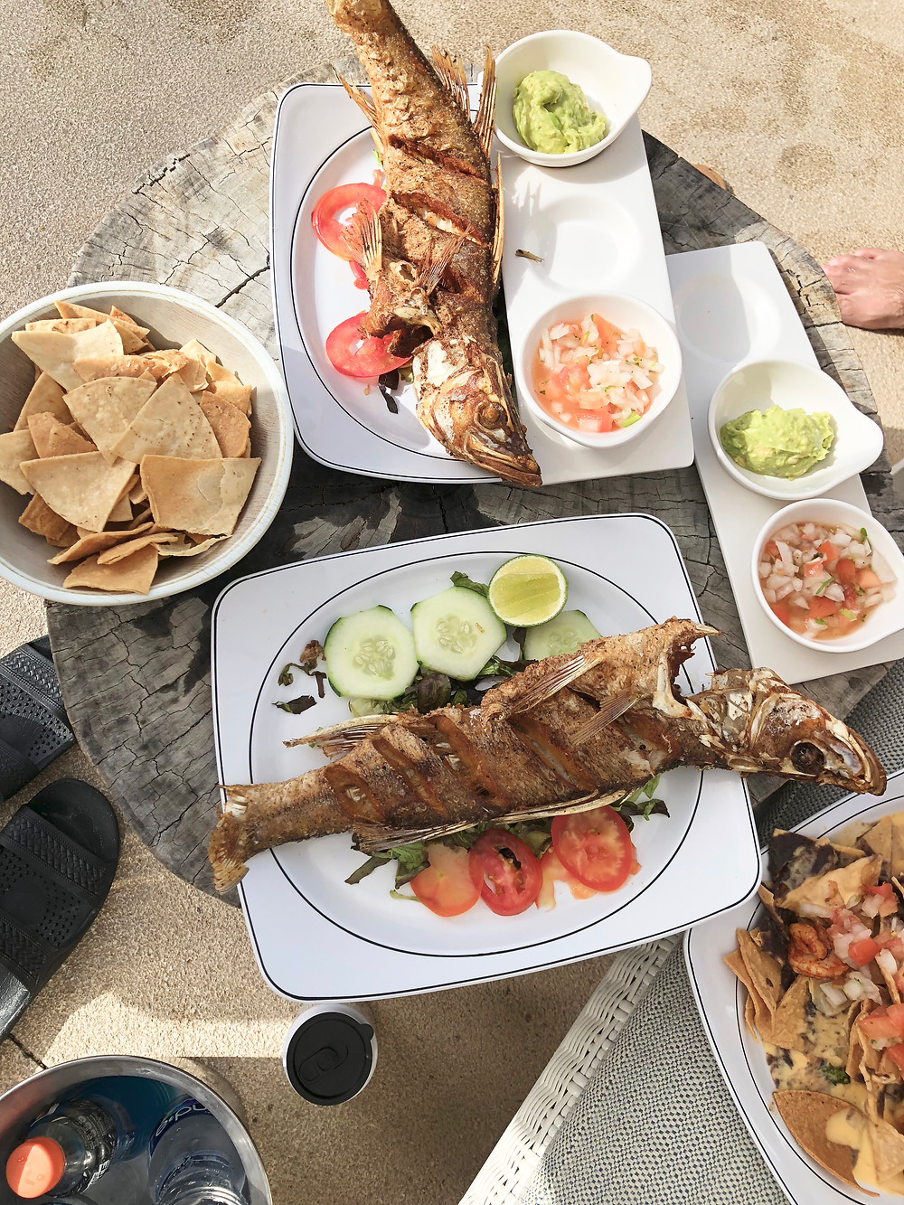 poolside eats: catch of the day - unico 20 87 // sunnyinjune.com