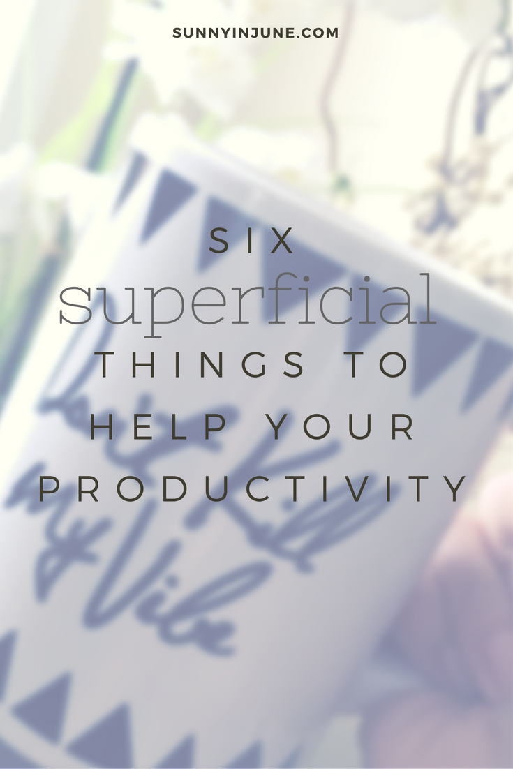 6 ways to help your productivity