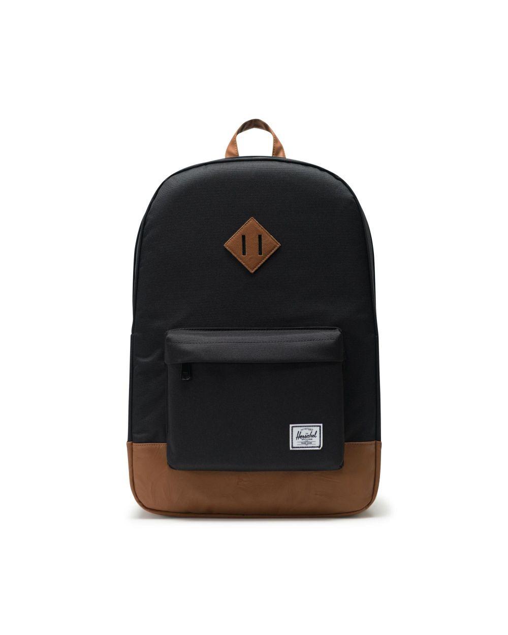 herschel hertiage backpack, best travel backpack for moms // sunnyinjune.com