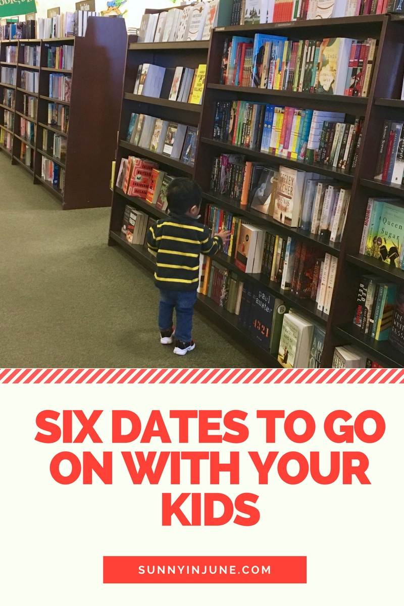 Dating Your Kids is a fun way to spend some Quality Time with them -- here are 6 fun, cheap, dates to go on with your children!
