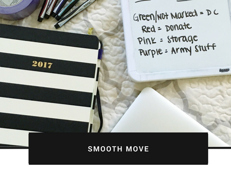 Smooth Move: 5 Tips to Make Moving Easier
